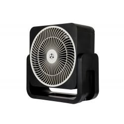 Casafan Airos, mini personal  high velocity fan, anthracite  nd chrom, 3 years warranty