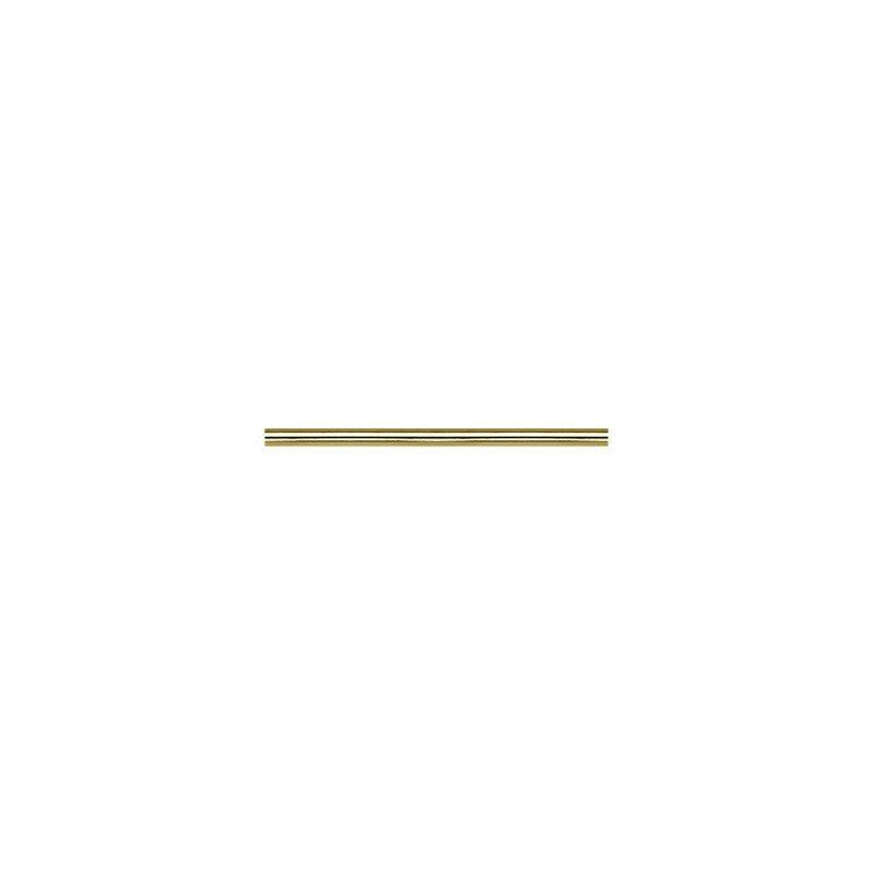 don rod for modulo antique brass 120 Cm
