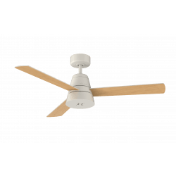Splash - DC ceiling fan with water cooling and fogging mode, with reversible blades, 132 cm