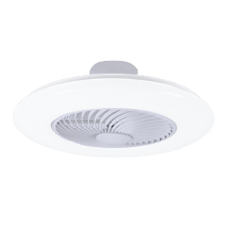 Uffo - ceiling or wall fan, DC, with light and remote control, 55 cm
