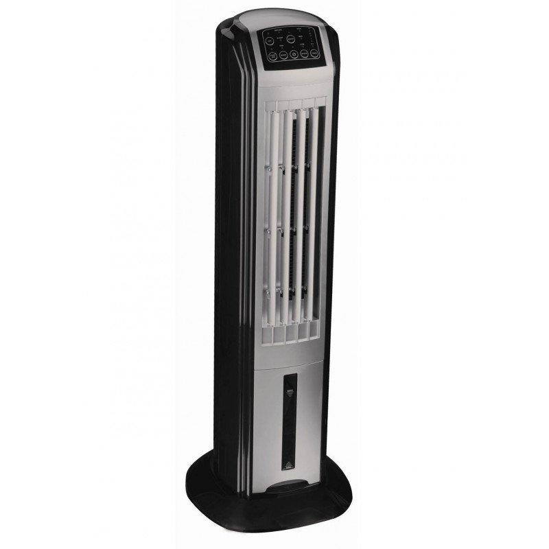 air cooler Rafy 80, a ventilation tower that cools effective elegant discrette.