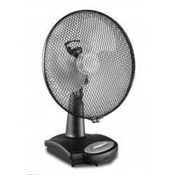 table fan, 36-II AZ casafan TV 30 Cm, silent with oscillation.