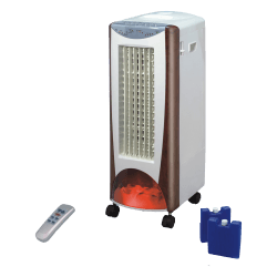 Air cooler ceramic heating EV 2000 product 4 1pratique in all seasons