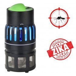 insect killer ZKILLIN to 60 m², ultra efficient, garden and public places
