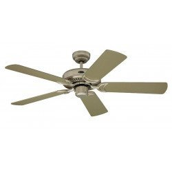 Ceiling Fan 122 cm. titanium/ maple blades, titanium