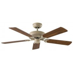 Ceiling Fan, white, DC, Imperial, customize yourself. CASAFAN 132 AW