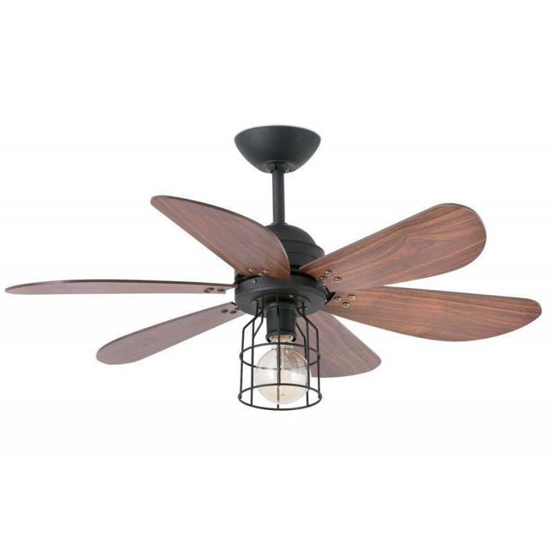 Chicago Teck From Faro Is A Simple Ceiling Fan Quiet Easy To Install And Use Ideal For Your Bedroom