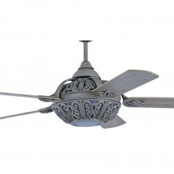 Ceiling Fan, dark gray Santa Pepeo FB, a marvel of unparalleled classic style.
