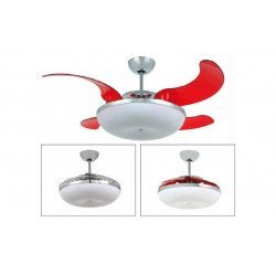 Mela de Vento, a discrete and powerful ceiling fan