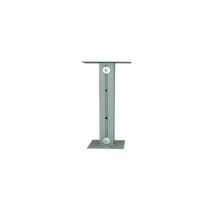 Ceiling fan mounting bracket for suspended ceiling 65-120 cm