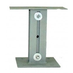Ceiling fan mounting bracket for suspended ceiling 20-35 Cm