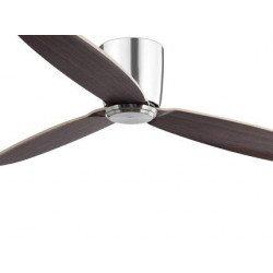 Ceiling Fan, DC, modern, 132 cm. Nickel matte Faro NIAS 33472