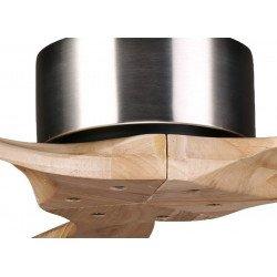 Ceiling Fan DC Motor, 132 Cm Solid Wood Blades, Ultra Quiet, Klassfan Arime