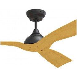 Ceiling Fan DC Motor, 132 Cm , Ultra Quiet, Klassfan Waterwind, IP44, External and Internal Use