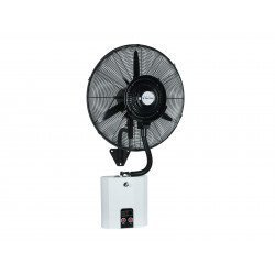 Wall mist fan 65 Cm with oscillation and 13 liter tank Purline Misty13
