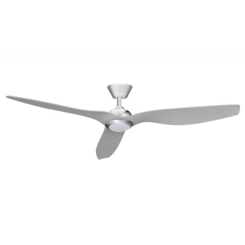 Hackney Lba Home DC ceiling fan 132 Cm,design, very quiet, ultra powerful, with LED plate