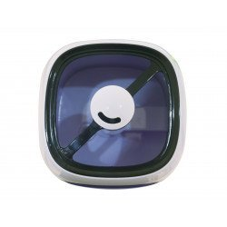 Cool mist humidifier for 15 to 30 m², anti bacterial technology, modern large tank design, Hydro10