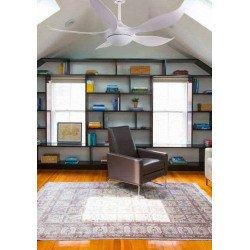 Kosten by KlassFan a DC destratifier ceiling fan, ultra quiet with thermosta