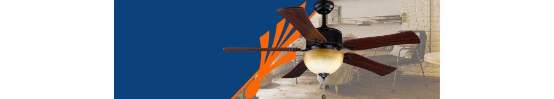 colonial style ceiling fans with or without light or luminaire, with or without remote control.