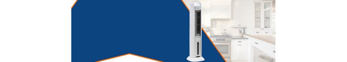 Air Coolers, low consuption, best eficiency un dry areas