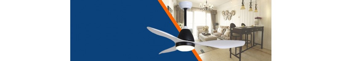 Ceiling fans in limited series